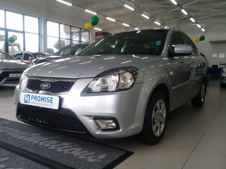 KIA 1.6 HIGH A/T 4DR Durban 1332065