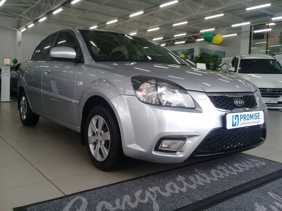 KIA 1.6 HIGH A/T 4DR Durban 2332065