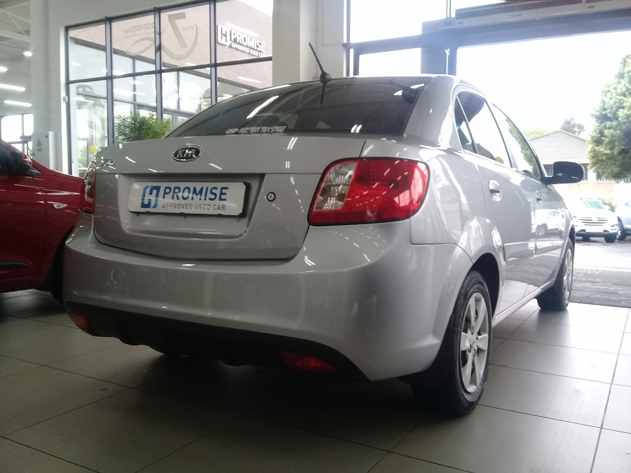 KIA 1.6 HIGH A/T 4DR Durban 6332065