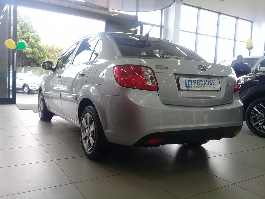 KIA 1.6 HIGH A/T 4DR Durban 7332065