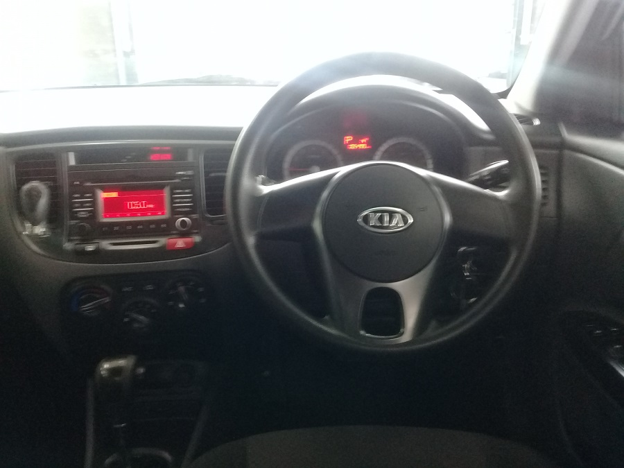 KIA 1.6 HIGH A/T 4DR Durban 8332065